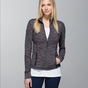 NWT Lululemon Forme Jacket